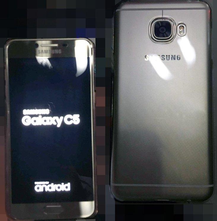 Samsung Galaxy C5 Leak Fotos (4)