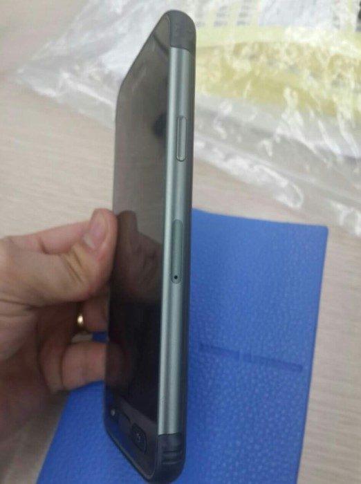 Samsung Galaxy S7 active leak