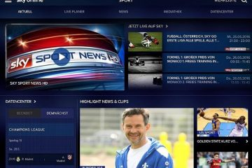 Sky Online Screenshot Mai 2016
