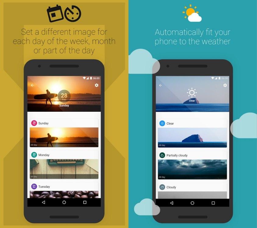 Smart Wallpaper Android App