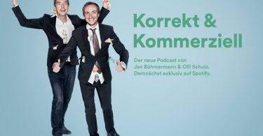 Spotify Böhmermann und Schulz