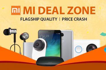 GearBest Xiaomi Mi Deal Zone