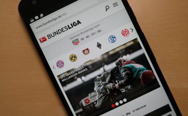 Bundesliga Header