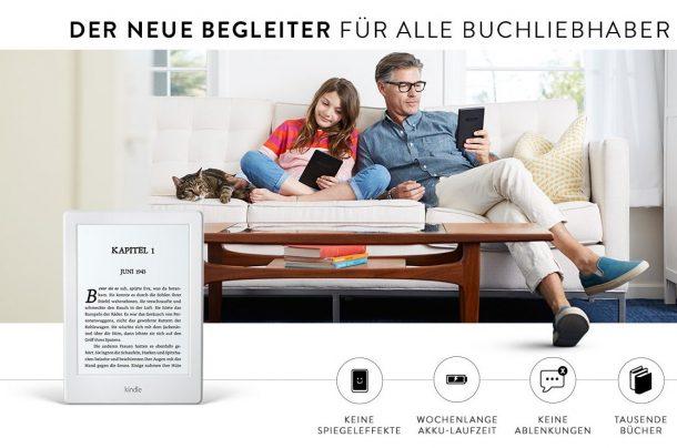 Amazon Kindle eReader 2016