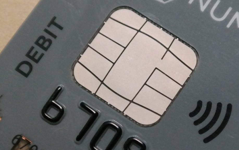 Debitkarte NFC