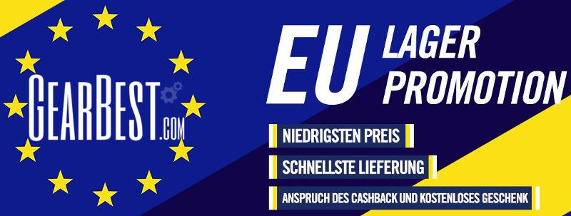 GearBest EU Lager