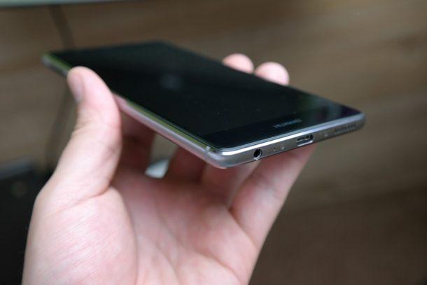 Huawei P9 Test