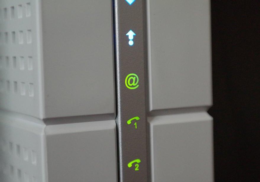 Stromausfall Es gibt einen Grund, warum das Internet am Montagabend langsam war