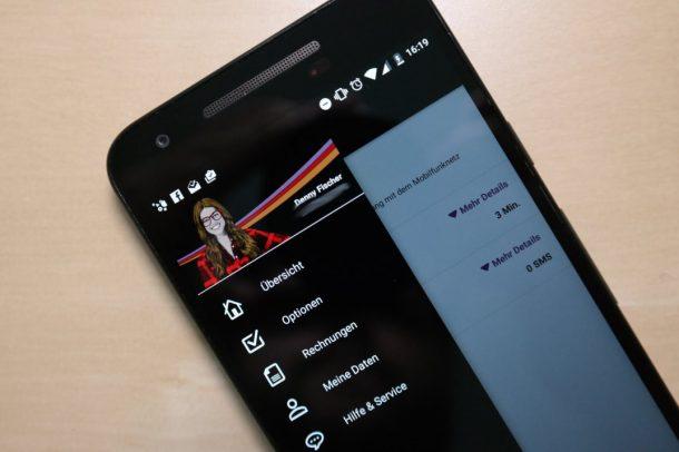 MeinCongstar 2016 App Header Congstar