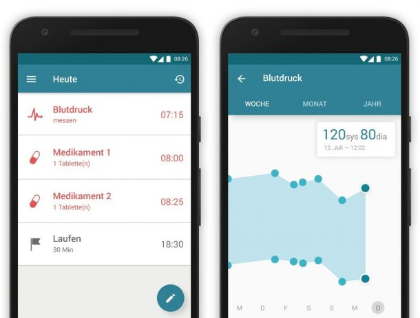MyTherapy Android App