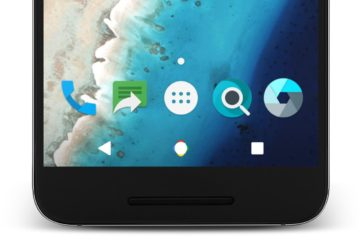 Navigation Bar Android N CM App