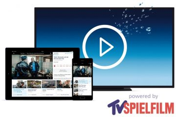 o2 tv und video app