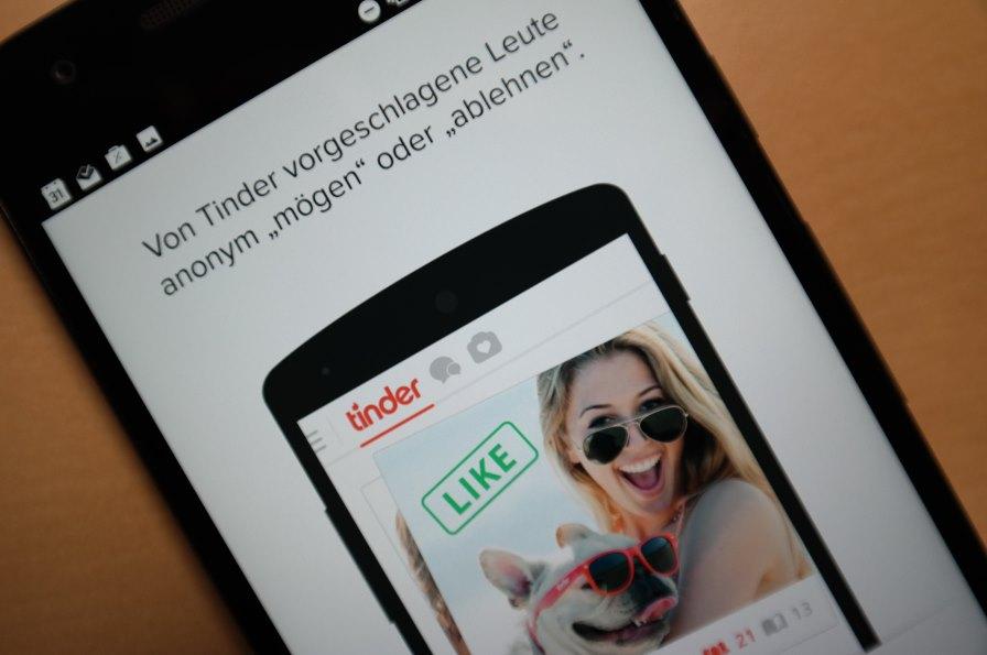 Werbung auf dating apps