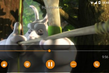 vlc android header
