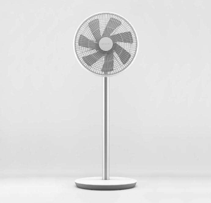 xiaomi pr sentiert ventilator mit integriertem akku. Black Bedroom Furniture Sets. Home Design Ideas