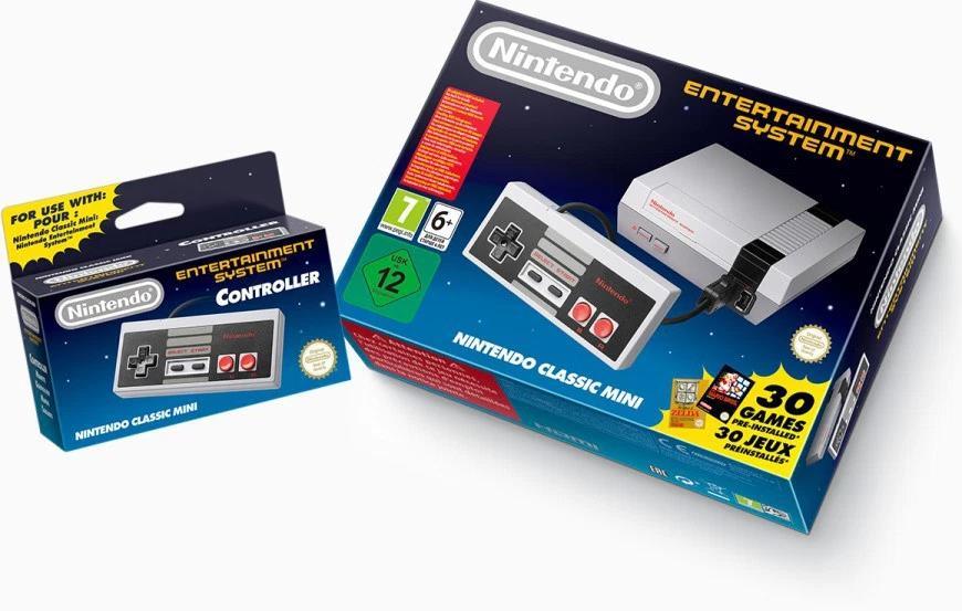 Gewinnspiel: Nintendo NES Classic Mini