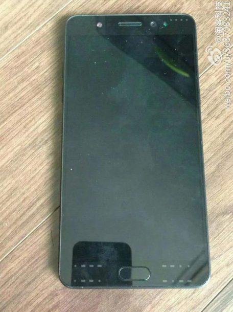 Samsung Galaxy Note 7 ohne edge leak