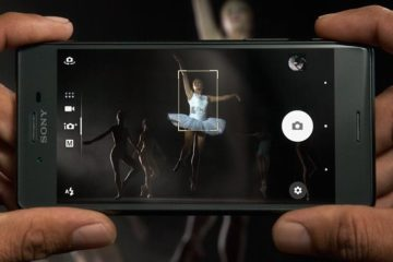 Sony Xperia X Performance Kamera