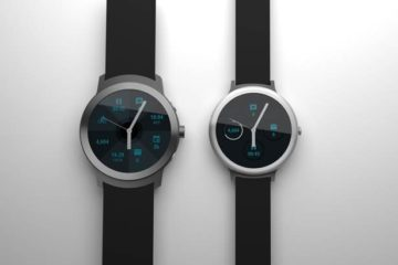 Google Android Wear Smartwatches Leak (2)