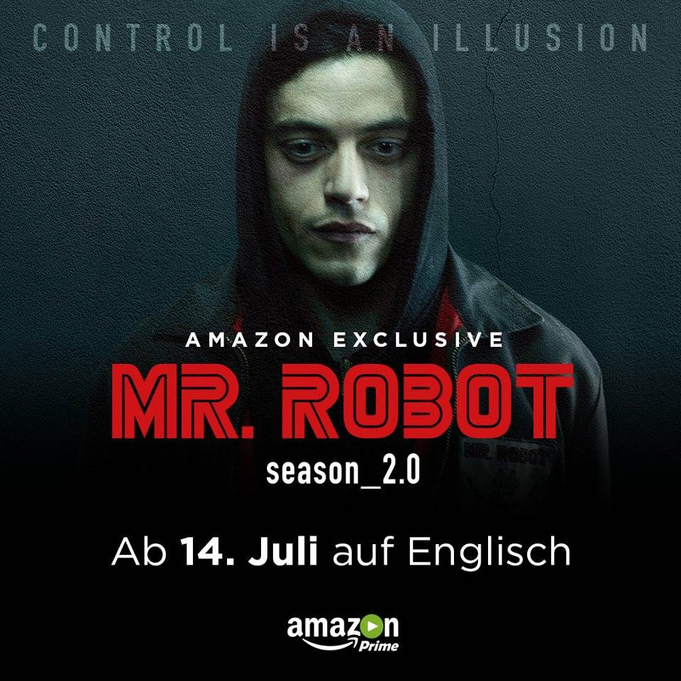 Mr Robot Staffel 2 Englisch