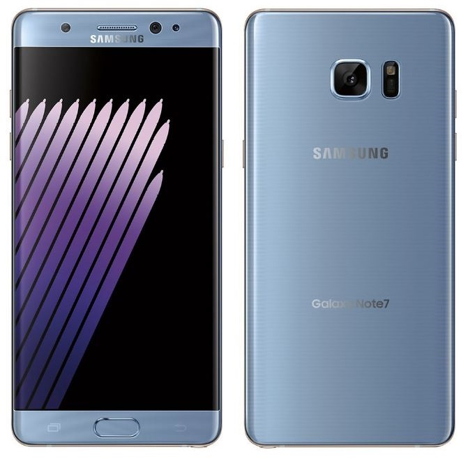 samsung galaxy note 7 характеристики экран