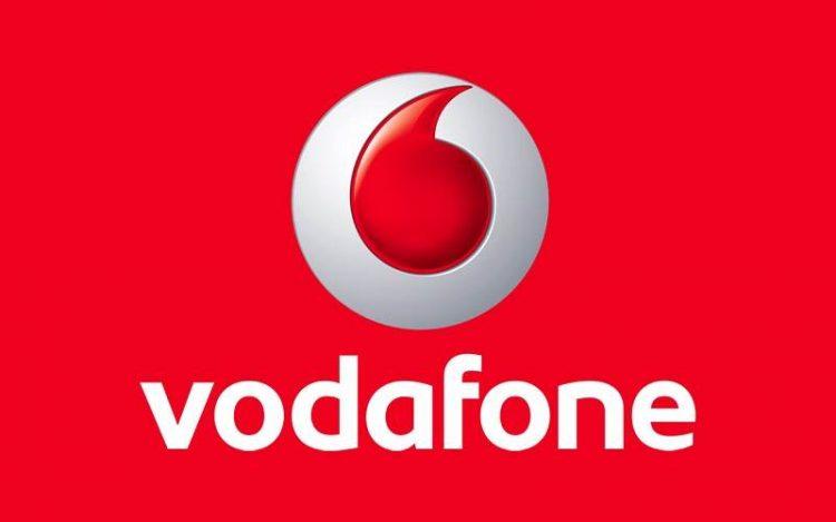 Vodafone Logo Header