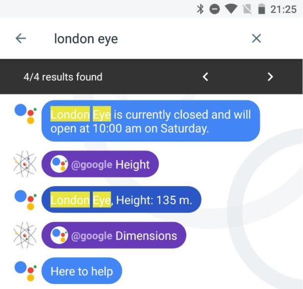 Google Allow Suche
