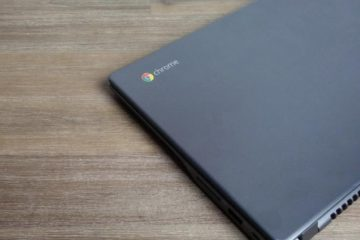 Chromebook Header