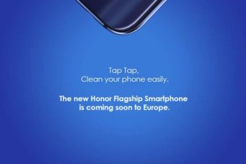 Honor 8 Clean Master