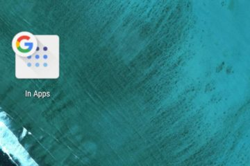 In Apps Icon Header