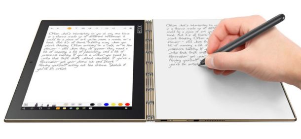 Lenovo Yoga Book (4)