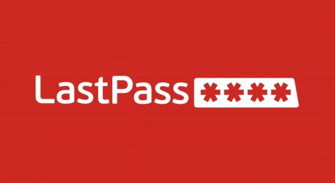 LastPass Logo Header
