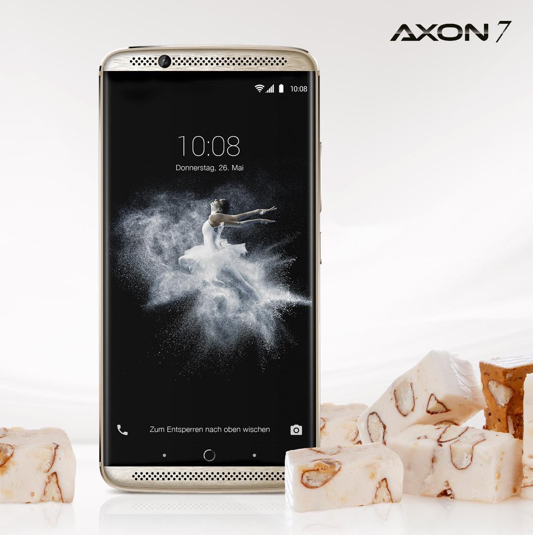 ZTE Axon 7 Nougat