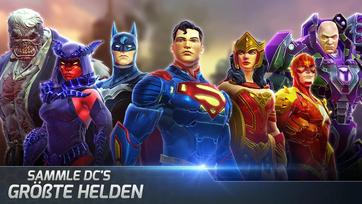 Superhelden Games