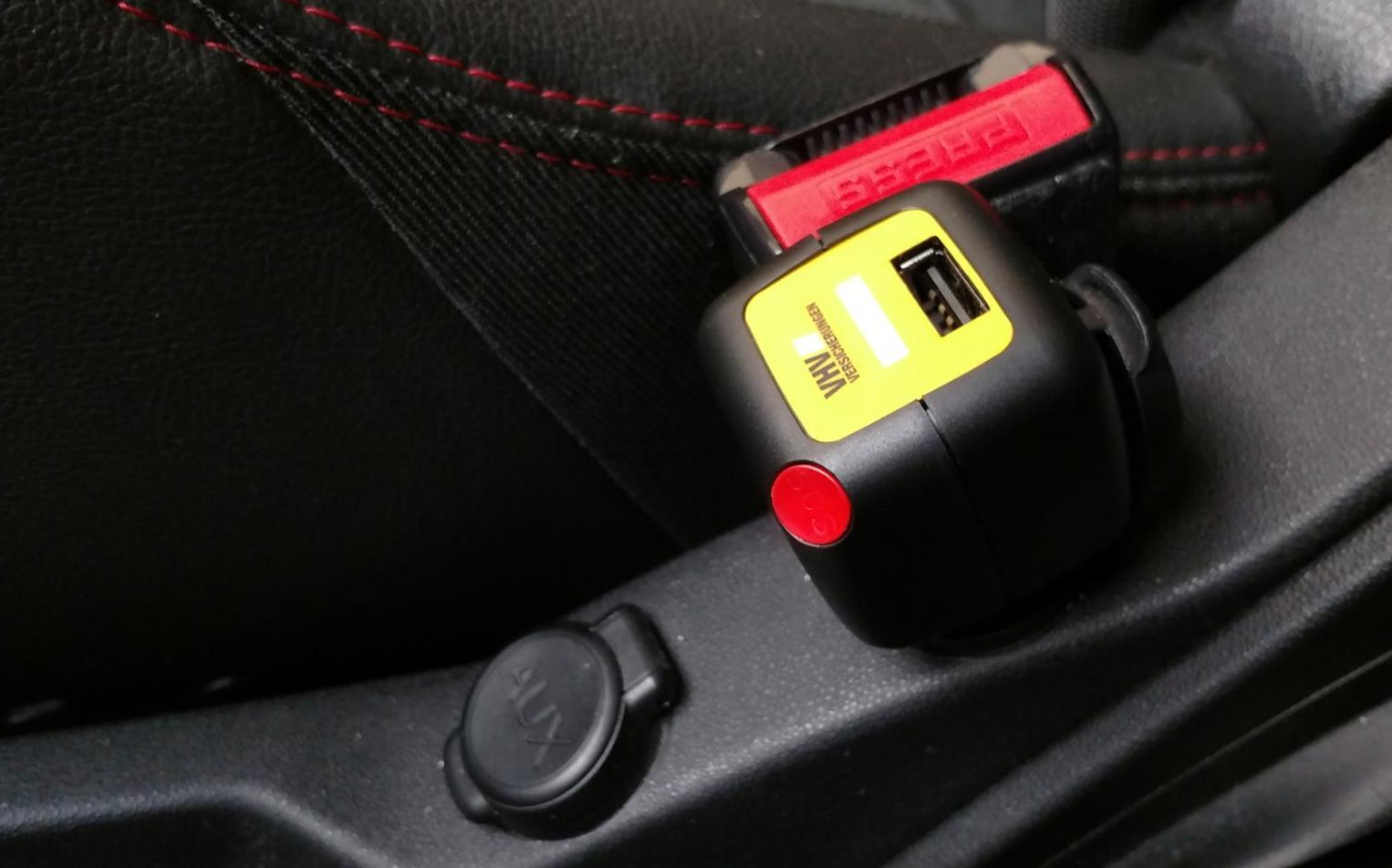 Vhv Telematik Ausprobiert Gut Fahren Und Dabei Sparen