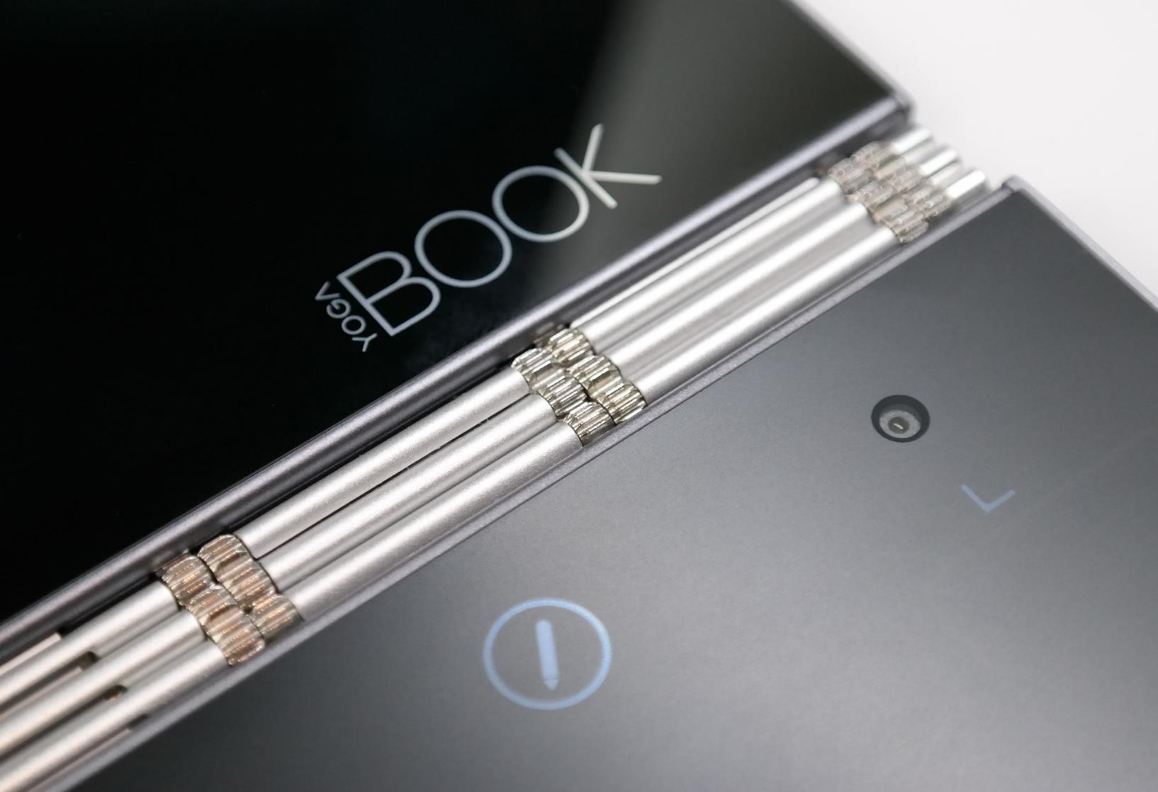 Lenovo Yogabook Header