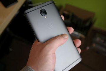 OnePlus 3T Test Header