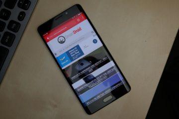 Xiaomi Mi Note 2 Test Header