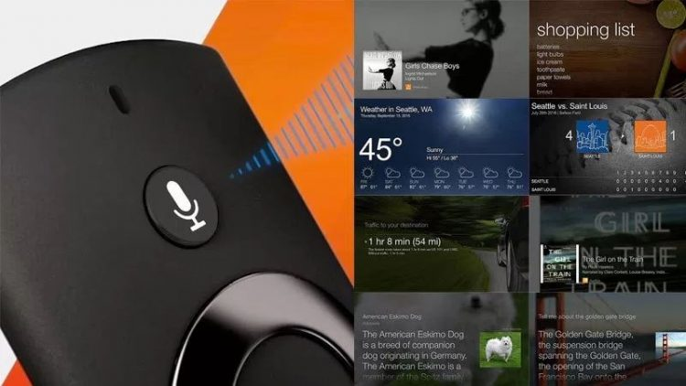 Alexa Fire TV Header