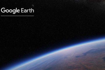 Google Earth Header