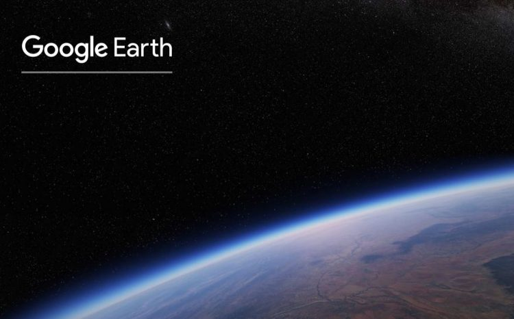 Google Earth Header