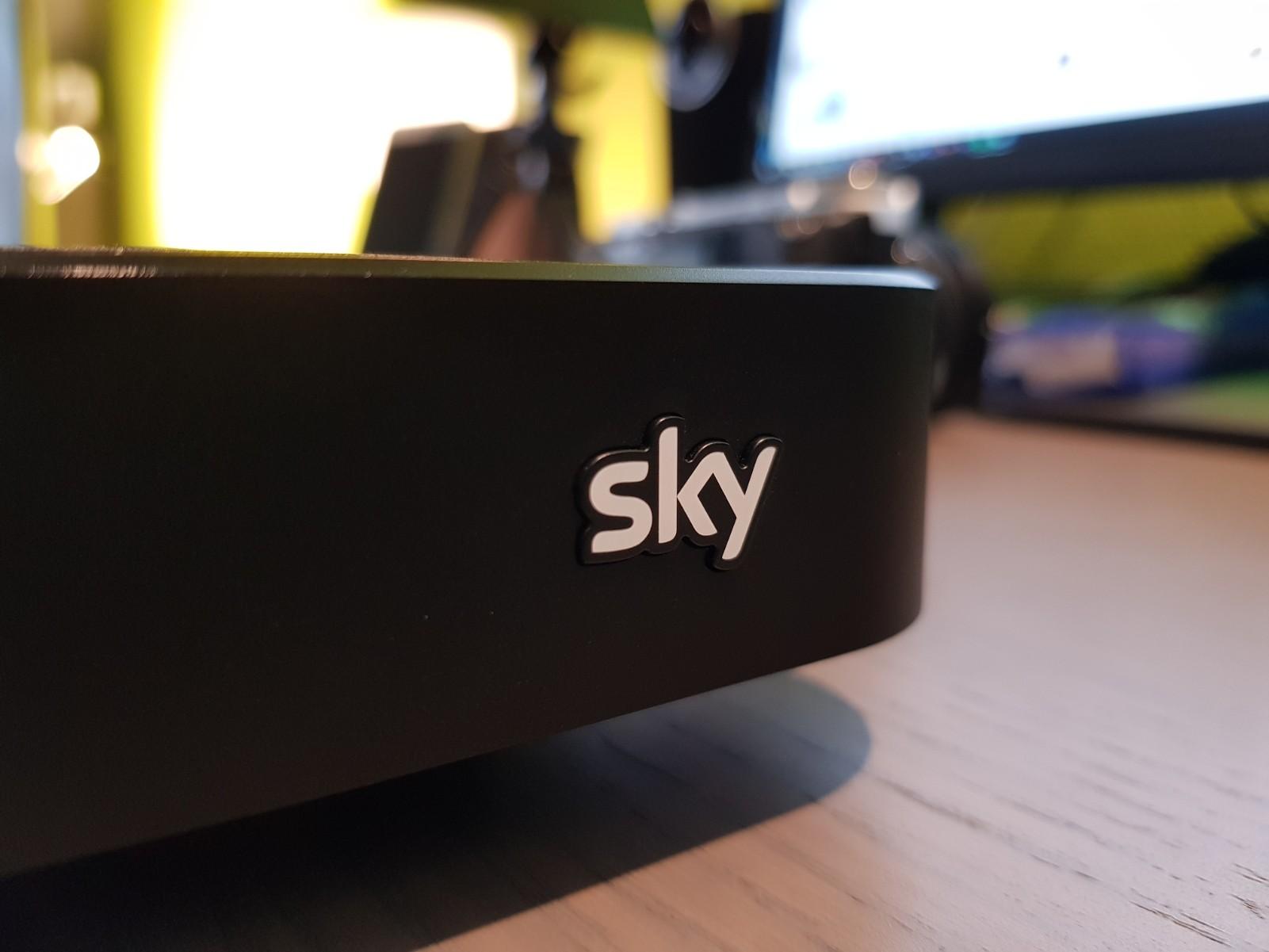 Sky+ Pro Receiver Testbericht (1)