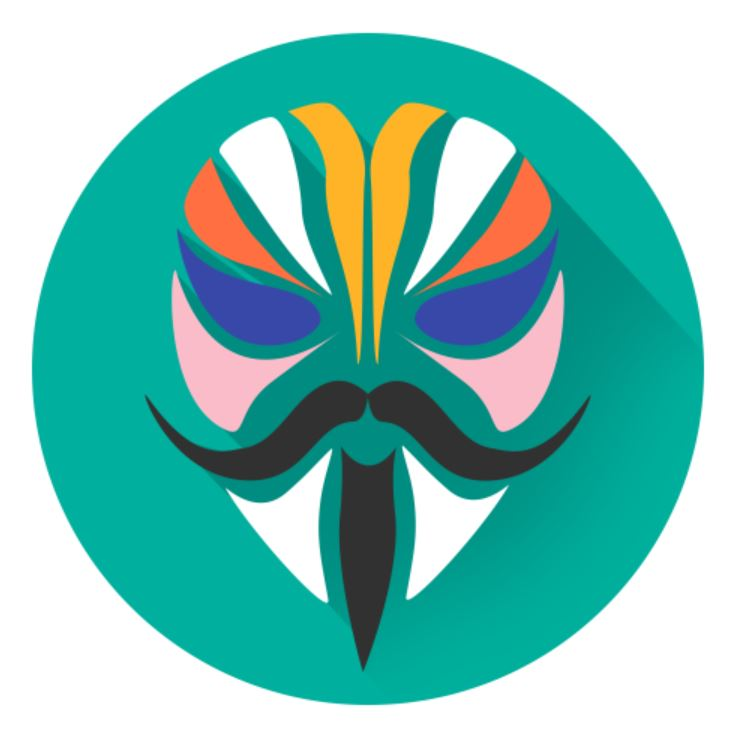 Magisk Logo Header