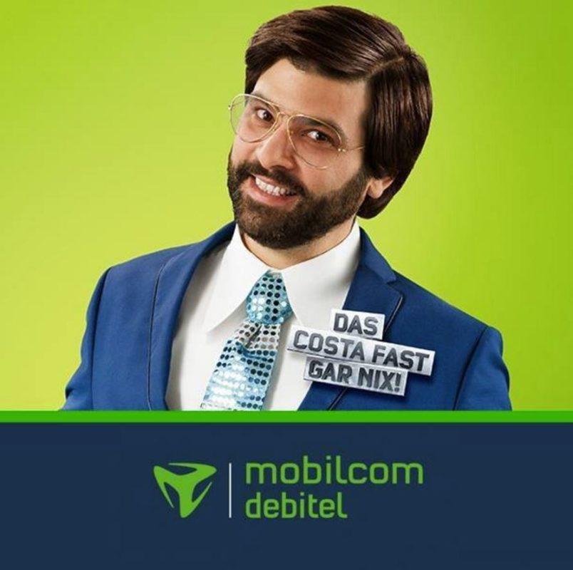 Mobilcom-Debitel-Angebote: D-Netz-Tarife ab 4 GB, Smartphones und mehr