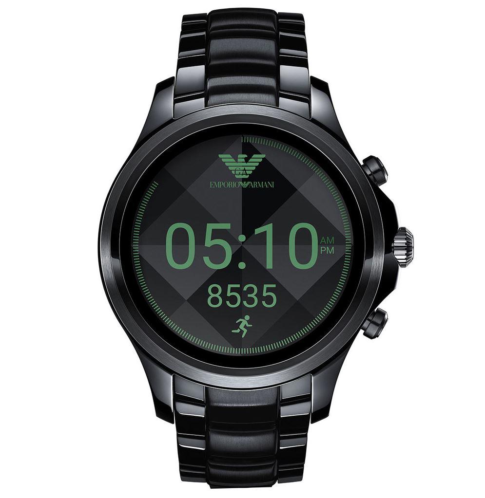 Armani bringt demnächst eigene Android Wear-Uhr an den Start