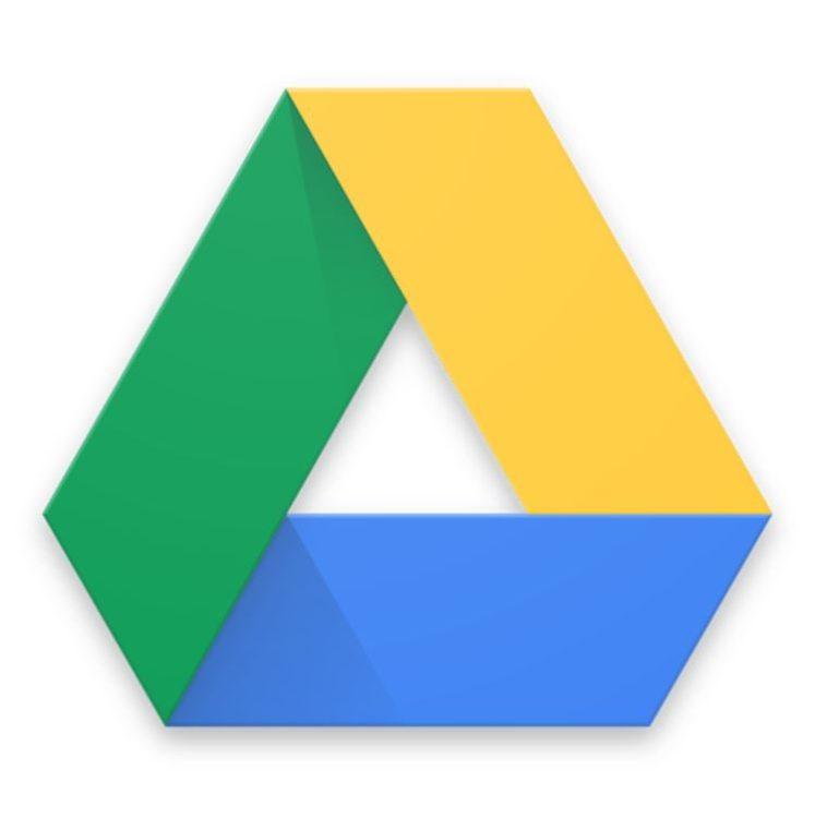 Google Drive Logo Header