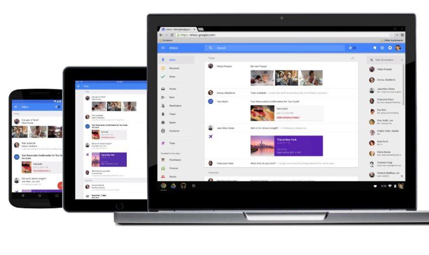 Google bereitet Inbox-App auf ihr Ende vor