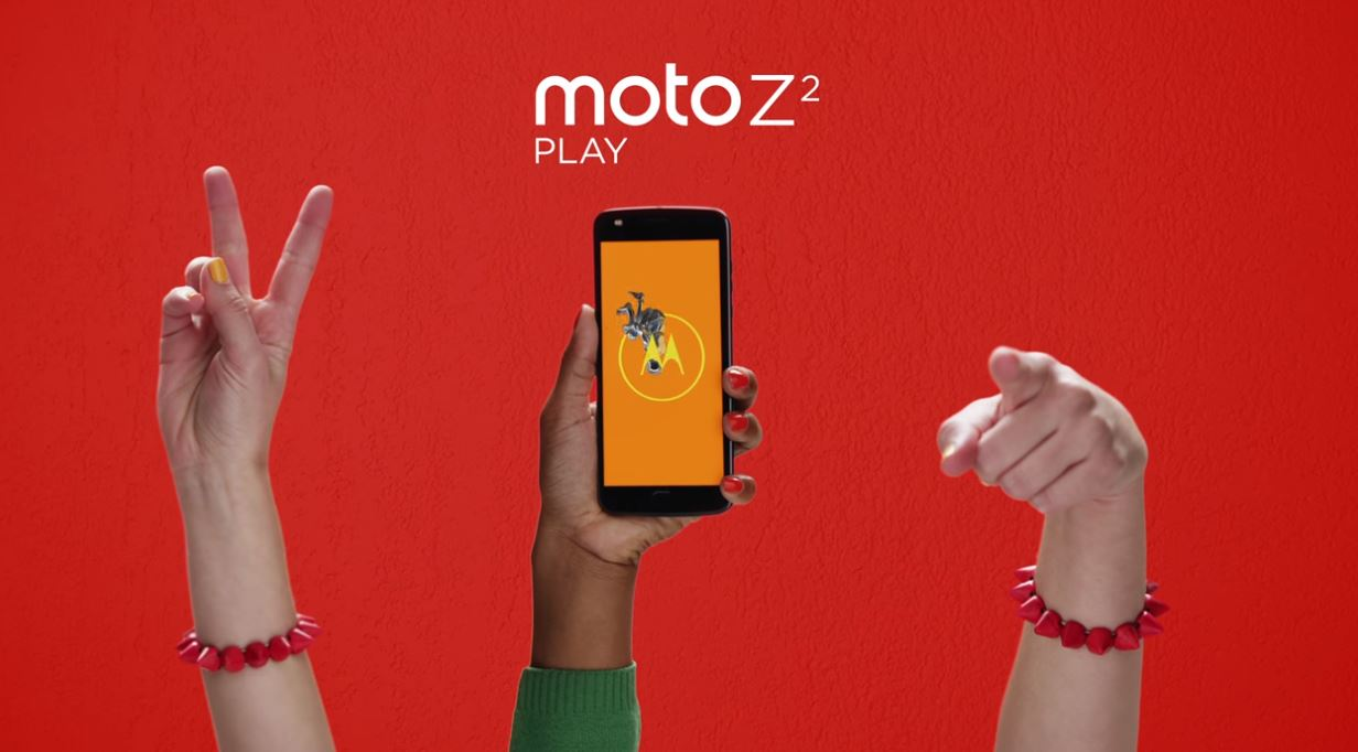 Motorola Moto Z2 Play Header
