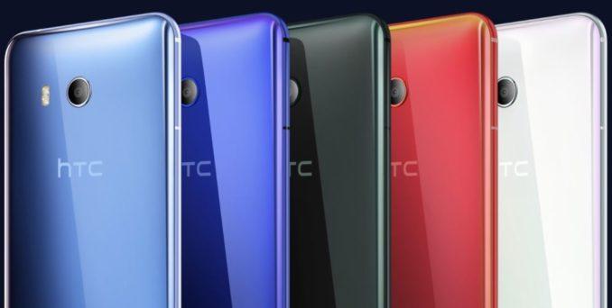 HTC U11 Farben