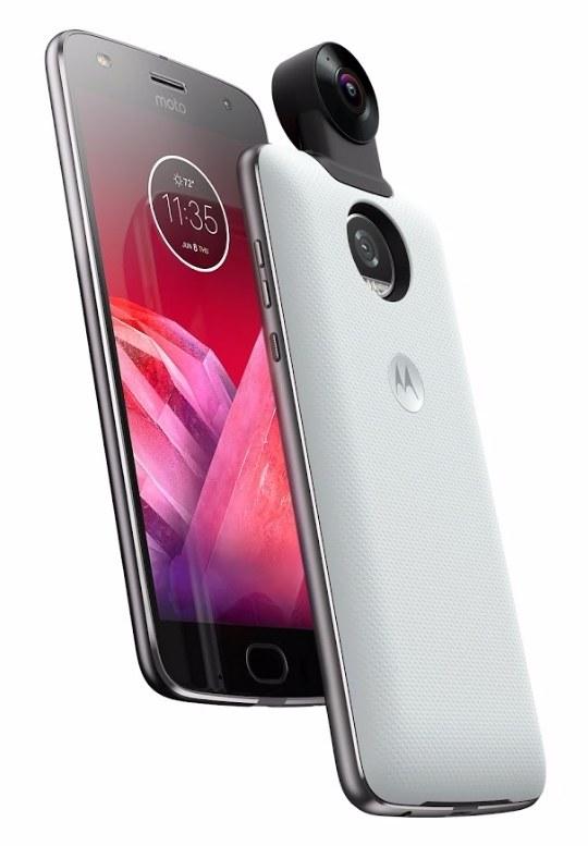 360 Kamera Moto Mod